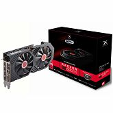 Grafička XFX AMD RADEON RX580 GTS 8GB XXX Ed. OC 1366 Mhz GDDR5 8GB/256bit Dynamic 22 Blade fan  3X DP HDMI DVI - BEST BUY