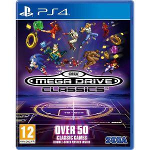 SEGA Mega drive Collection PS4