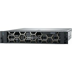 Server Dell PowerEdge R740 Intel Xeon Silver 4110 2.1G, 8C/16T, 9.6GT/s , 11M Cache, Turbo,Chassis with up to 8 x 2.5