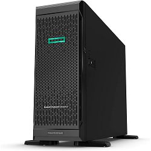 Server HP ProLiant ML350 Gen10 Tower Intel Xeon-S 4208 8-Core (2.10GHz 11MB)16GB (1 x 16GB) PC4-2933Y-R DDR4 RDIMM 4 x Hot Plug 3.5in Dynamic SmartArray E208i-a SAS 500W