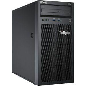 Server Lenovo ST50, Intel Xeon E-2226G (6C 3.4GHz), 1x 16GB UB ECC 2666 MHz max(4)64GB, SW RAID (RAID 0,1,10,5), 2x S4510 480GB SATA, 2x 2TB SATA SSD 3,5
