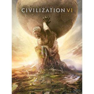 Sid Meier's Civilization VI (6) STEAM CD Key