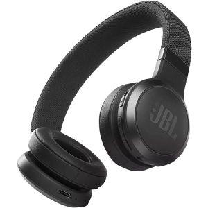 Slušalice JBL Live 460NC, bežične, bluetooth, eliminacija buke, mikrofon, on-ear, crne