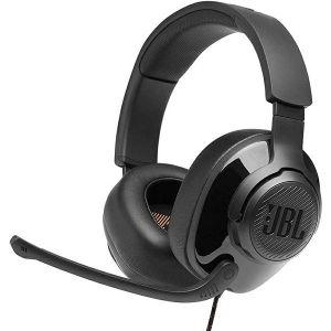 Slušalice JBL Quantum 200, gaming, žične, 3.5mm, crne