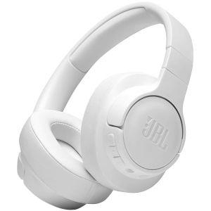 Slušalice JBL Tune 710BT, bežične, bluetooth, mikrofon, over-ear, bijele