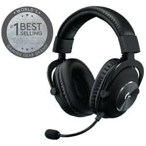 Slušalice Logitech G Pro X, mikrofon, Gaming