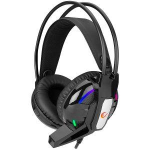 Slušalice Rampage RM-K22 Chief-X, žičane, gaming, 7.1, mikrofon, over-ear, RGB, crne, PC, PlayStation 4/5, Xbox One - BEST BUY