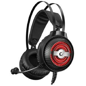 Slušalice Rampage RM-K29 Thunder, žičane, gaming, mikrofon, over-ear, LED, crne, PC, PlayStation4/5, Xbox One - BEST BUY