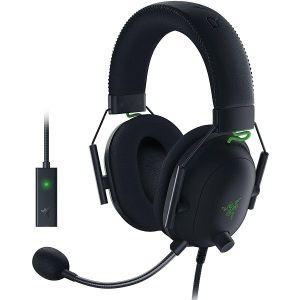 Slušalice Razer BlackShark V2 + USB Mic Enhancer, RZ04-03230100-R3M1, PS4