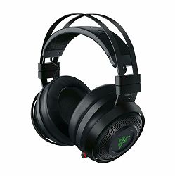 Slušalice Razer Nari Ultimate 7.1 Chroma Virtual Surround Wireless Black, RZ04-02670100-R3M1 - MAXI PONUDA