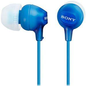 Slušalice Sony MDR-EX15LP, in-ear, žične, plave