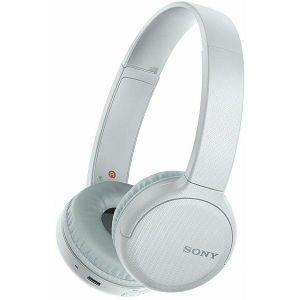 Slušalice Sony WH-CH510, bežične, NFC/Bluetooth, bijele - MAXI PONUDA