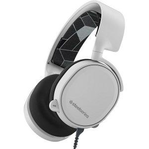 Slušalice SteelSeries Arctis 3, žične, PS4, PS5, Xbox One, Xbox Series S/X, Nintendo Switch, bijele