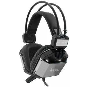 Slušalice WHITE SHARK GH-1646 JAGUAR-7.1 CRNO/SILVER