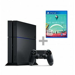 Sony PlayStation 4 console PS4 1TB incl. No Man's Sky PS4 game