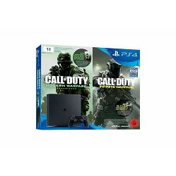 Sony PlayStation 4 console PS4 1TB Slim incl. Call of Duty: Infinite Warfare Legacy Edition