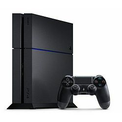 Sony PlayStation 4 console PS4 500 GB C chassis CUH-1216A black