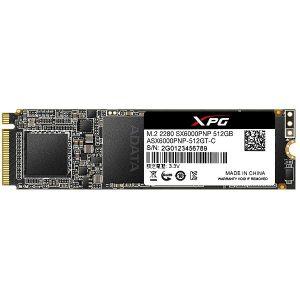 SSD Adata 512GB SX6000 Lite PCIe Gen3x4 M.2 2280