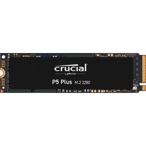SSD Crucial P5 Plus, 1TB, M.2 NVMe PCIe Gen4, R6600/W5000