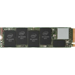 SSD Intel 660p Series (512GB, M.2 80mm PCIe 3.0 x4, 3D2, QLC) Retail Box Single Pack