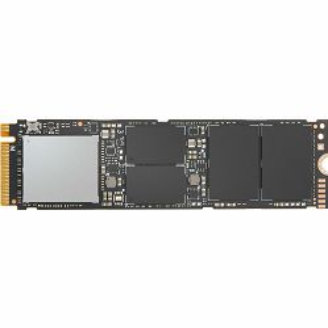 SSD Intel 760p Series (512GB, M.2 80mm PCIe NVMe 3.0 x4, 3D2, TLC) Retail Box