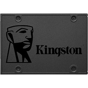 SSD Kingston A400, R500/W450, 480GB, 7mm, 2.5