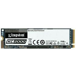 SSD Kingston KC2000 NVMe 500GB,R3000/W2000, M.2 2280 - BEST BUY