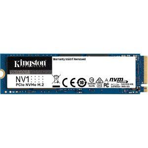 SSD Kingston NV1 500GB, R2100/W1700, M.2 2280 NVMe