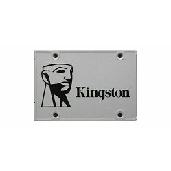 SSD Kingston UV400, R550/W350,120GB, 7mm, 2.5