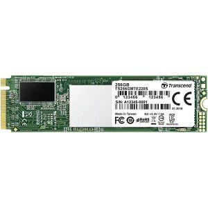 SSD Transcend 256GB MTE220S PCIe M.2 2280 NVMe TS256GMTE220S