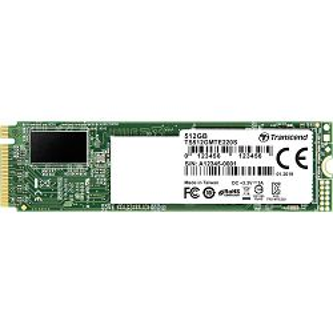 SSD Transcend 512GB MTE220S PCIe M.2 2280 NVMe TS512GMTE220S - PROMO