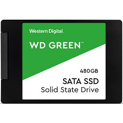 SSD WD Green 480GB, 2.5