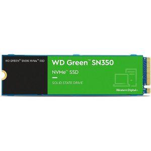 SSD WD Green SN350, 480GB M.2 2280 NVMe, WDS480G2G0C
