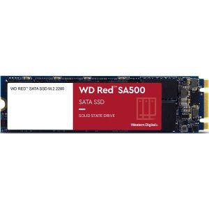 SSD WD Red SA500 NAS 500GB, M.2 2280, SATA3, 6Gb/s