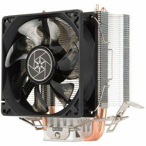 Hladnjak za procesor SilverStone SST-KR02 Kryton, Silent hydraulic bearing 92mm fan, Intel LGA 775/115x/1200/1366 AMD Socket AM4/AM3/AM2/FM2/FM1