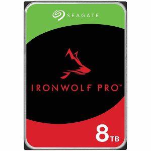 Hard disk SEAGATE Desktop IronWolf Pro (3.5/ 8TB/ SATA 6Gb/s/ rmp 7200)