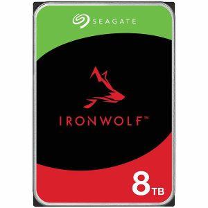 Hard disk  SEAGATE Desktop IronWolf (3.5/ 8TB/ SATA 6Gb/s/ rmp 7200)