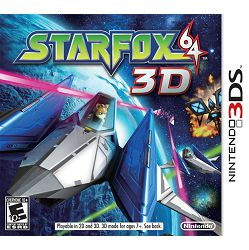 Star Fox 64 SELECTS 3DS
