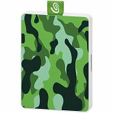 Eksterni SSD SEAGATE External One Touch Special Edition (2.5/500GB/ USB 3.0) Military Green (Adobe Creative Cloud 2 month)