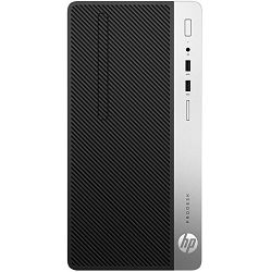 Stolno računalo HP 400PD G5 MT, 8BY22EA, Intel Core i5 9500 up to 4.40GHz, 8GB DDR4, 256GB NVMe SSD, Intel UHD Graphics 630, DVD, DOS, 1 god