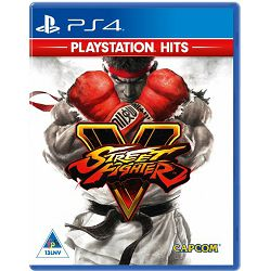 Street Fighter V HITS PS4