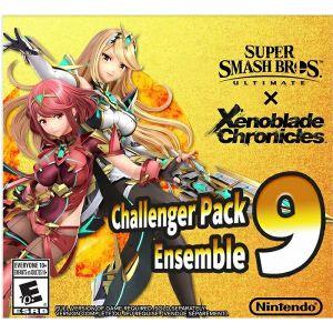Super Smash Bros. Ultimate: Pyra & Mythra Challenger Pack CD Key