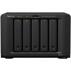 Synology DS218+ DiskStation 2-bay All-in-1 NAS server, 2.5