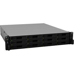 Synology RS2421+ RackStation 12-bay NAS server, 2.5