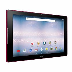 "Tablet Acer Iconia One 10 - B3-A30, NT.LCNEE.001, 10.1"" HD 1280x800 IPS, MT8163 quad-core Cortex A53 1.3 GHz,1GB DDR3L SDRAM,16GB eMMC, Android 6.0, crveni - BEST BUY"