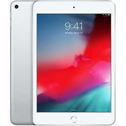 Tablet Apple iPad mini 5 Wi-Fi 64GB - Silver, muqx2hc/a