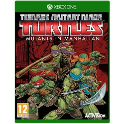 Teenage Mutant Ninja Turtles 2016 Xbox One