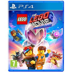 The LEGO Movie 2: The videogame PS4