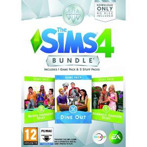 The Sims 4 Bundle Pack 3 ORIGIN Key