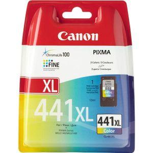 Tinta Canon CL-441XL, Color